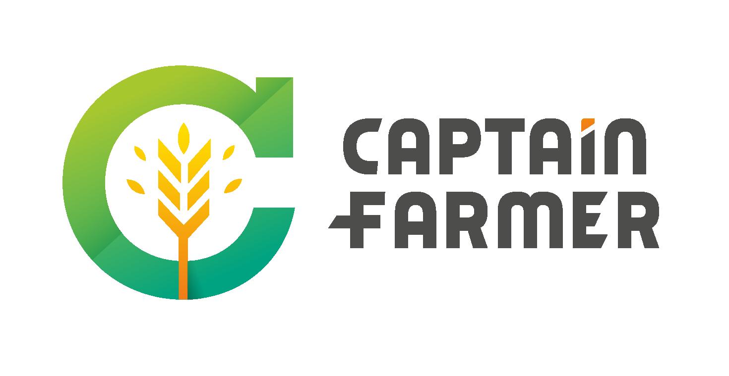 Logo Captain Farmer